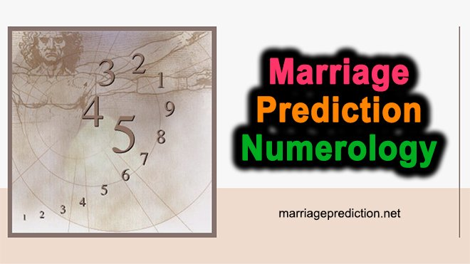Marriage Prediction Numerology – Know Your Big Date