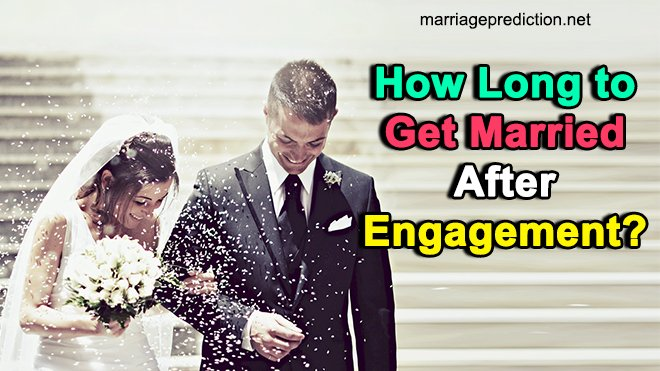 How Long To Get Married After Engagement?