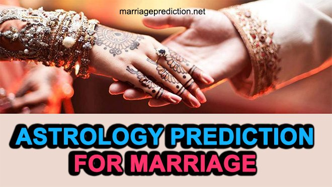 Astrology Predictions for Marriage
