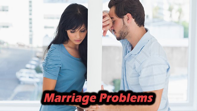 Marriage-Problems